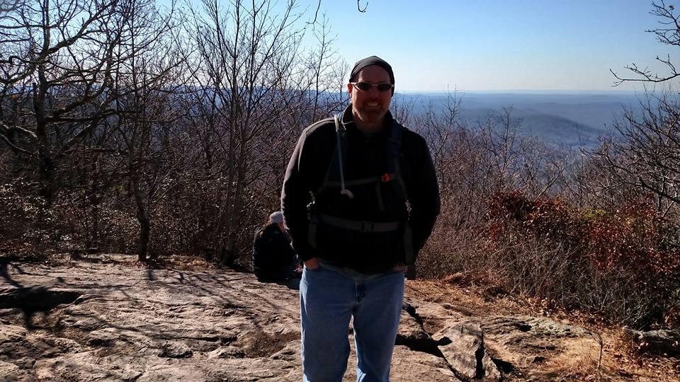 Springer Mountain  01/28/2017
