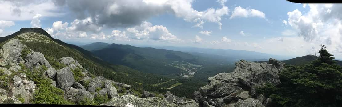 Vermont Epic Trip with Mount Mansfield Activation (W1/GM-001)